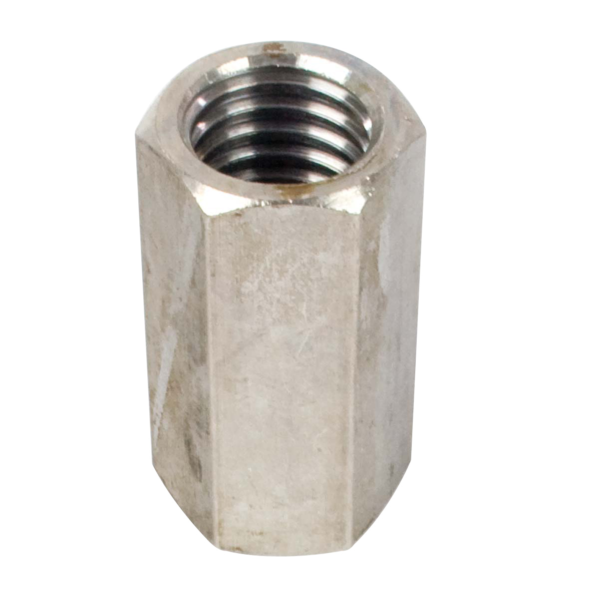 1 4 20 Stainless Steel Coupling Nut Kimball Midwest