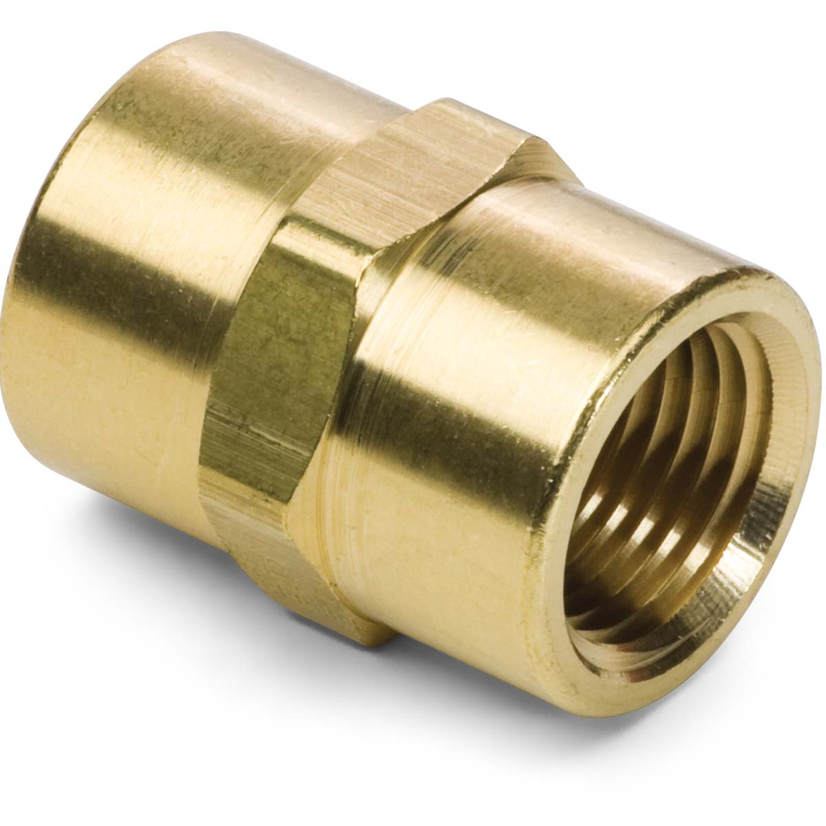 Brass pipe coupling kimball midwest