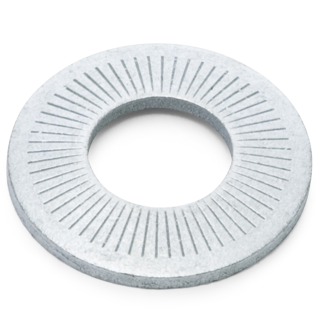M10 Ribbed Conical Lock Washer - Kimball Midwest