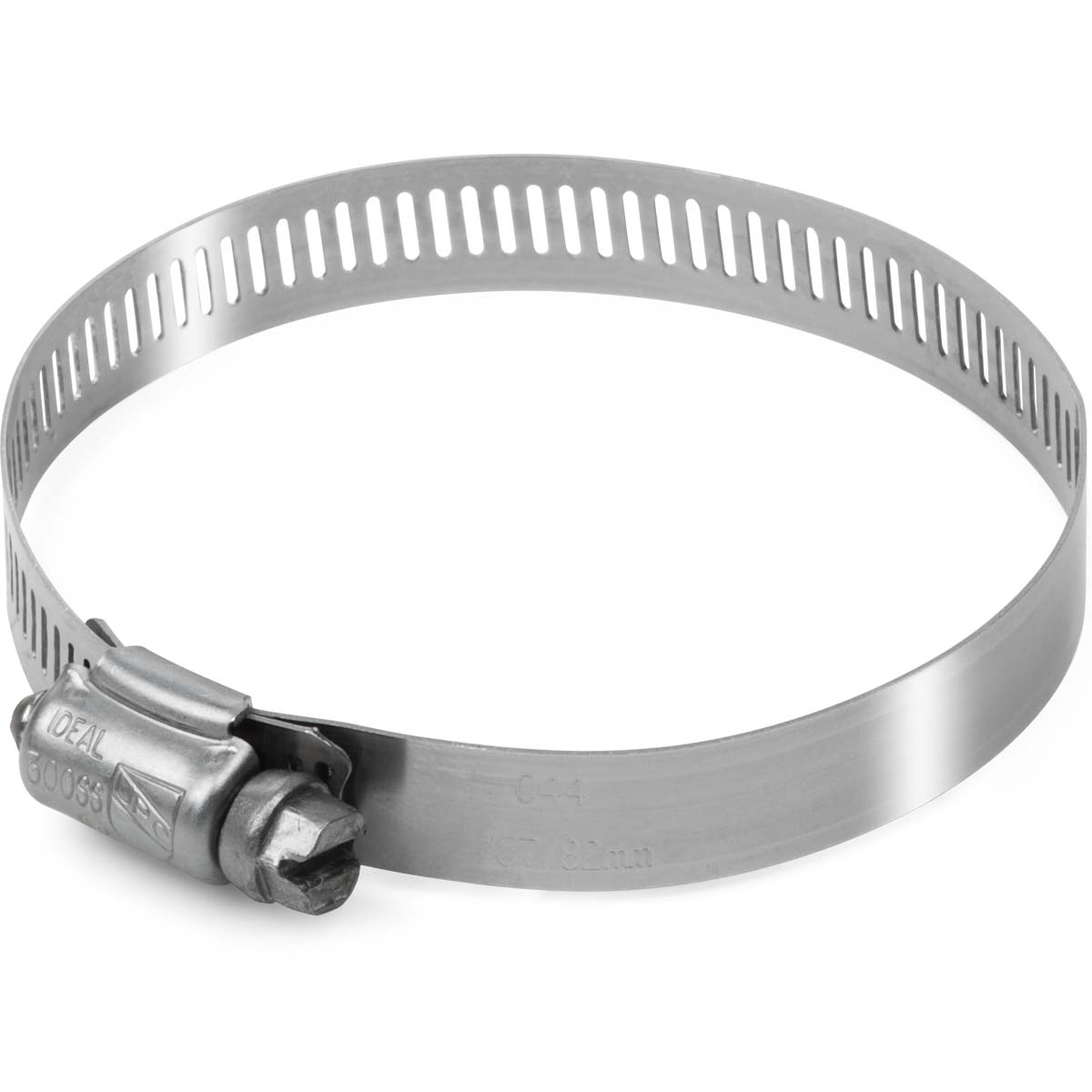 Stainless steel hose clamp kimball midwest