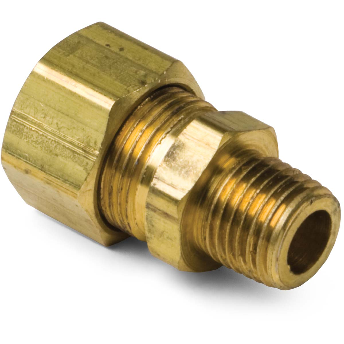 Selfalign brass male connector kimball midwest