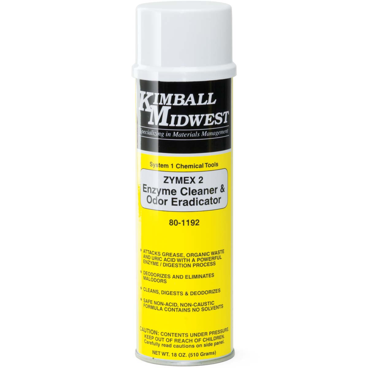 Zymex 2 Enzyme Cleaner Amp Odor Eradicator Kimball Midwest