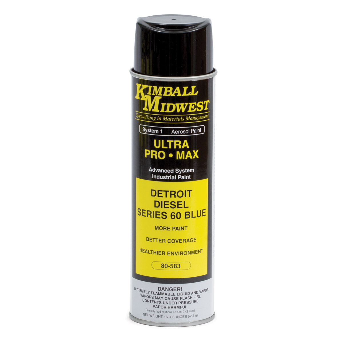 Detroit Diesel Series 60 Blue Ultra Pro-Max Paint - Kimball Midwest