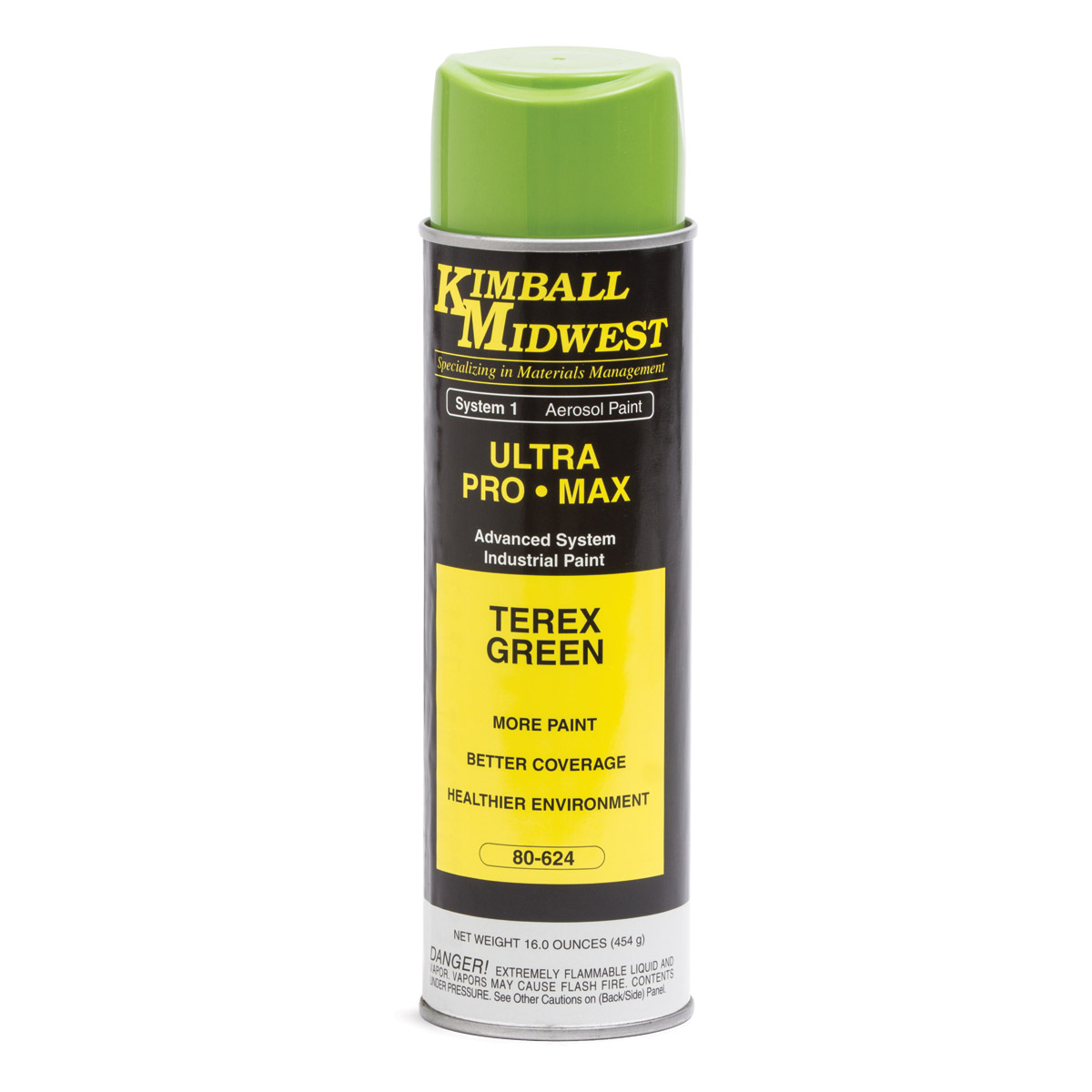 Terex Green Ultra Pro-Max Paint - Kimball Midwest