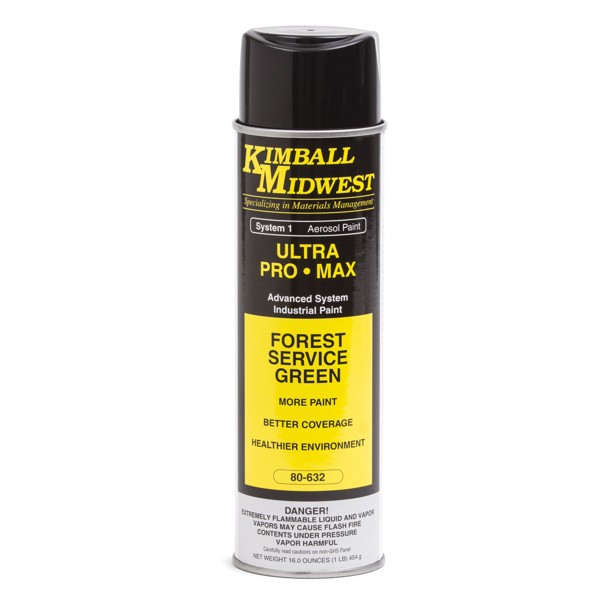 Forest Service Green Ultra Pro Max Paint