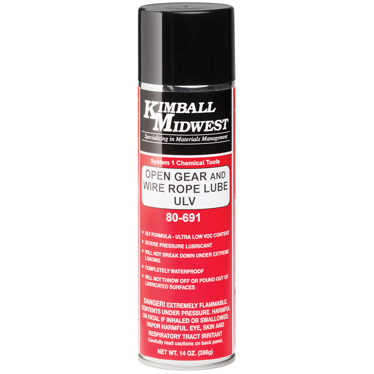 Open Gear & Wire Rope Lube ULV - Kimball Midwest