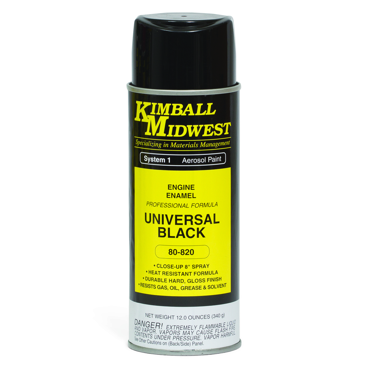 Kimball Midwest Black Paint