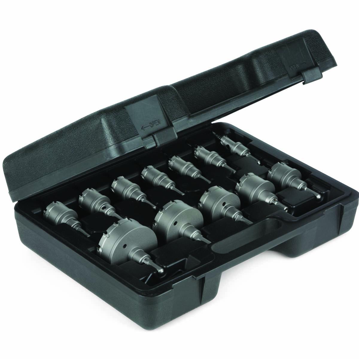 12pc Roto-Kut Ultra Hole Cutter Master Maintenance Set (5/8 - 3 ...