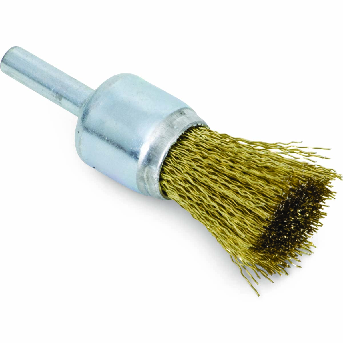 Quot solid end crimped wire brush kimball midwest