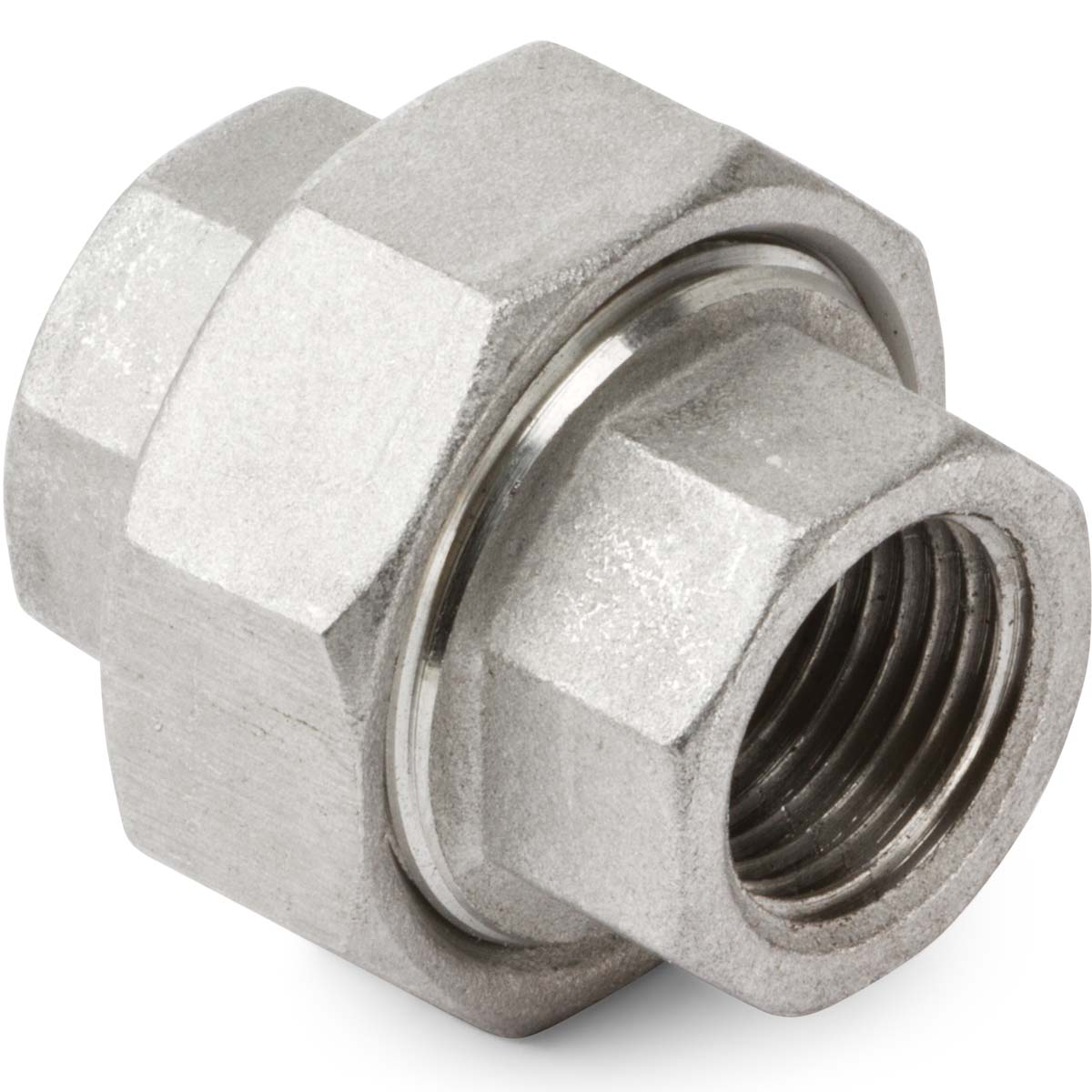 Stainless steel ground joint union kimball midwest