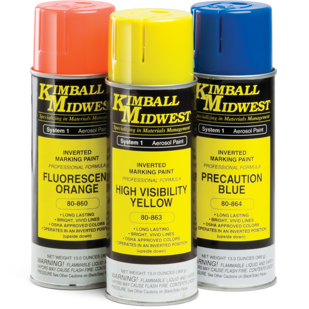 Inverted Spray Paint Msds