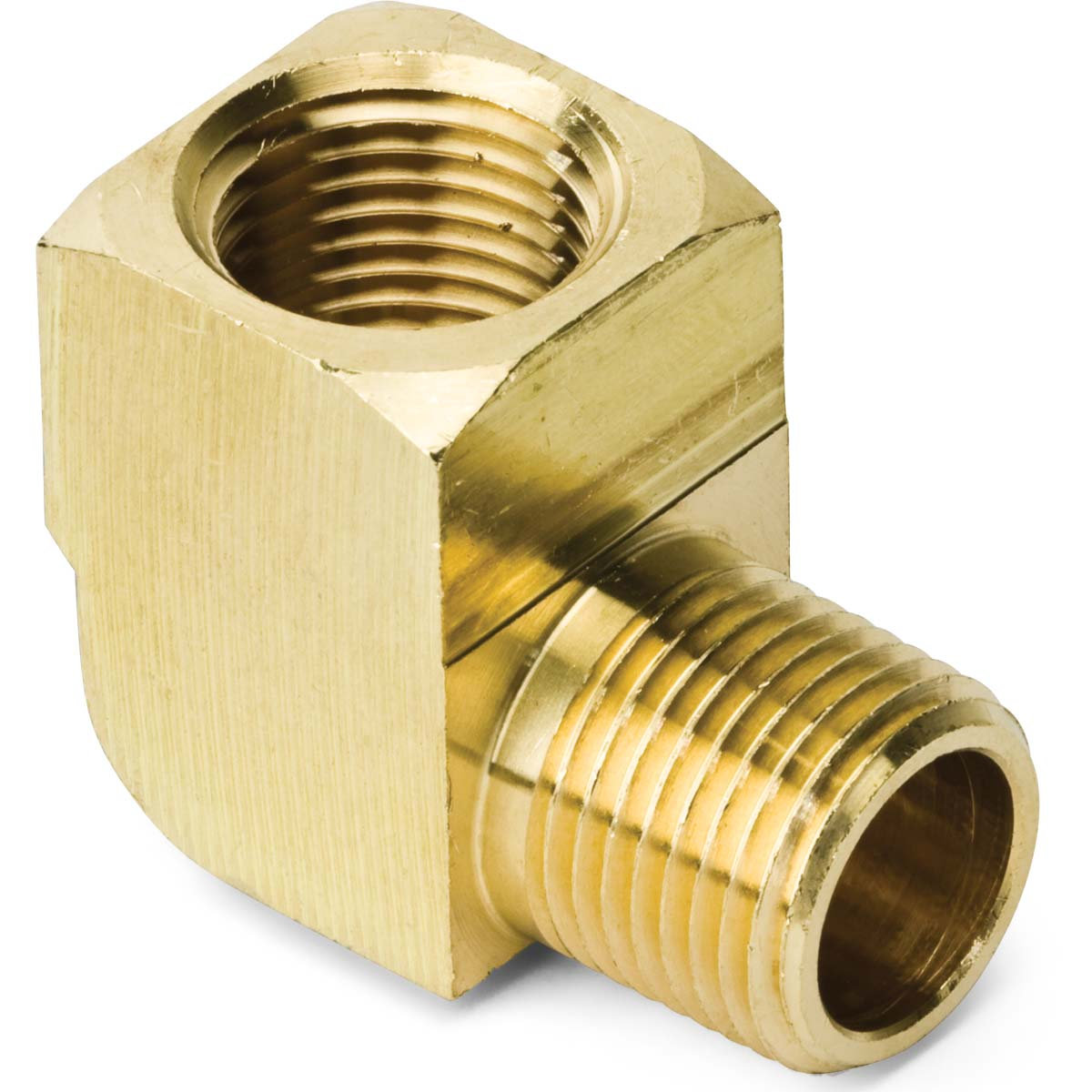 Fpt mpt lead free brass pipe ° street elbow