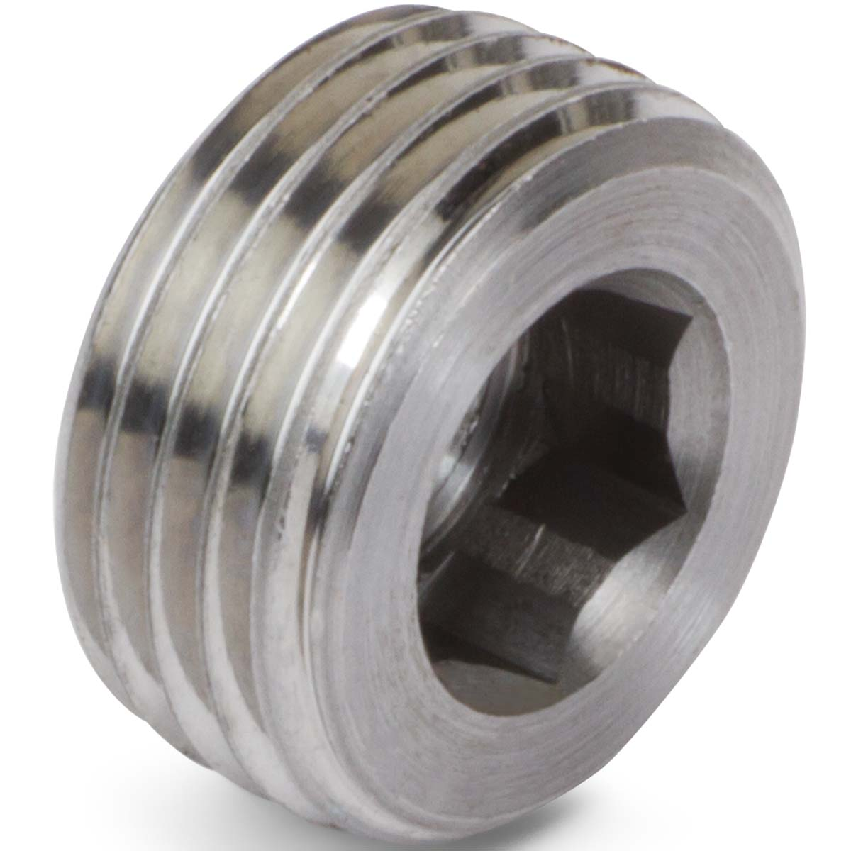 Bspt countersunk plug kimball midwest