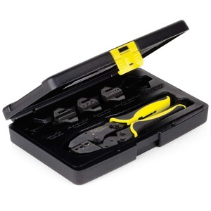 Quick Change Ratcheting Crimper Kit