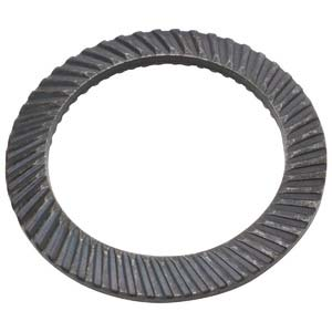 M8 Ribbed Spring Lock Washer - Kimball Midwest