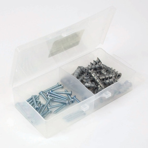 Medium-Duty E-Z Anchor Zinc Kit