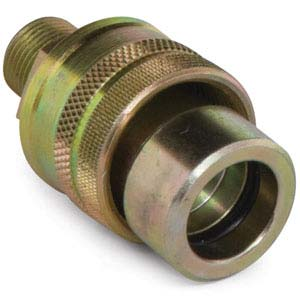 3/8 Thread-Connect Male Coupler