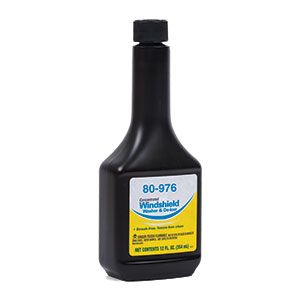 Windshield Washer Anti-Freeze Concentrate