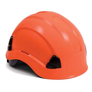 Climbing Style Hard Hat with Chin Strap