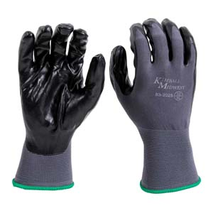 Extreme Grip Dexterity Nitrile Coated Gloves