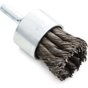 1 1 8 Twisted Knot Wire End Brush Kimball Midwest