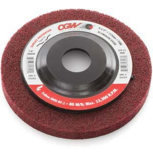 4-1/2 x 7/8 General Purpose Surface Preparation Disc